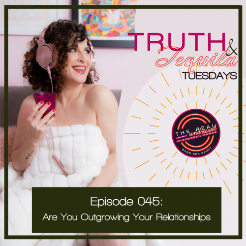 Ep.045 Truth&TequilaQ&A